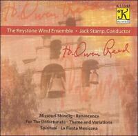 The Composer's Voice: H. Owen Reed (CD, Dec-2004, Klavier Records)