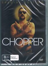 CHOPPER DVD NEW AND SEALED  ERIC BANA