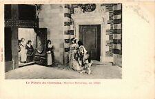CPA PARIS EXPO 1900 - Le Palais du Costume. Marion Delorme, en 1640 (308616)