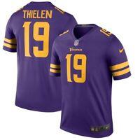 New Nike Minnesota Vikings Adam Thielen #19 Color Rush Legend Edition Jersey