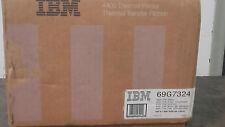 69G7324 FILM NOIR TRANSFER THERMIQUE ORIGINAL IBM 220 mm X 625 mm