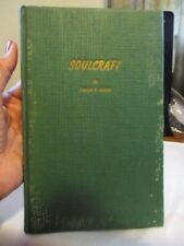 SOULCRAFT by Frankie V. Adams Sketches on Negro-White Relations 1st Ed SIGNED 44
