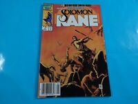 solomon kane  #5 Key  marvel comics Comic book