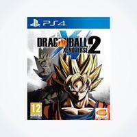 DRAGON BALL XENOVERSE 2 sur PS4 / Neuf / Sous Blister / Version FR