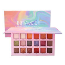 Colorful NEW HUDA EYESHADOW PALETTE Beauty Eye Shadow Palette 18 Shades Colors