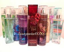 New Bath and Body Works Fine Fragrance Mist 8 fl oz Women Spray YOU CHOOSE SCENT