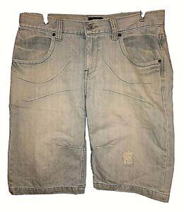 Men's Denim Shorts - Size 34