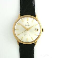men s omega wristwatches vintage omega seamaster automatic 24 jewel cal 562 men s 34mm gold tone watch