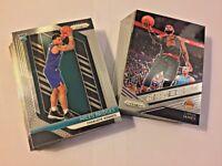 2018-19 Panini Prizm NBA Basketball Base Lot 25 Cards RCs Inserts Prizms Stars