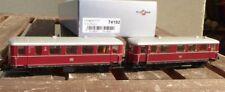 Tillig 74192 H0 Triebwagen VT 70.9+ VB 140 der DB Ep.3,mit DSS deutlich bespielt
