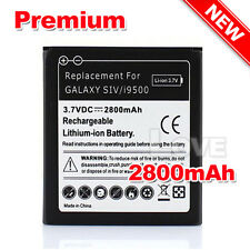 Li-ion 2800mAh Backup Replacement For Samsung Galaxy S4 Battery i9500 i9505 AU