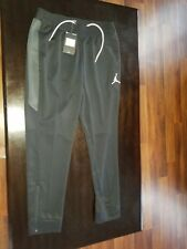 Nike Basketball Jumpman Women's Pants Black With Grey Size Medium