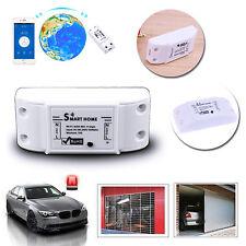 Wireless Wi-Fi Phone APP Alexa Voice Remote Control Automation Light Switch