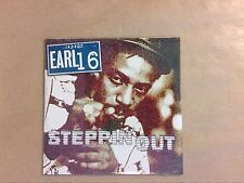 CD 2 TITRES / EARL 16 / STEPPIN'OUT / NEUF SOUS CELLO