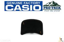 CASIO Pathfinder Protrek PRW-6000 Black Rubber Watch Band Cover Bottom PRW-3000