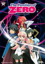 The Familiar of Zero: Season 1 (DVD, 2014, 3-Disc Set)