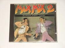 Max Mix 2 - El Segundo Megamix Espanol - CD - MAX Music CD 135 - Scotch - Miko
