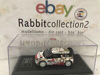 "DIE CAST "" CITROEN DS3 WRC RMC 2015 SEBASTIAN LOEB / ELENA "" DIECAST CLUB 1/43"