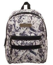 Harry Potter Fantastic Beasts Double Zip Deluxe Backpack Book Bag Laptop Case