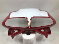 OEM Ducati Red Upper Front Nose Cowl Headlight Fairing Panel 748 916 996 998