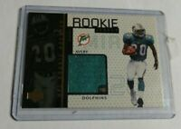 JOHN AVERY - 1998 UPPER DECK - ROOKIE JERSEY - DOLPHINS -