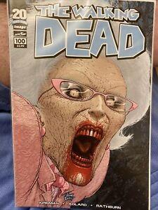 The Walking Dead #100 6 Variants 1st Print First Negan Lucille - Death of Glenn