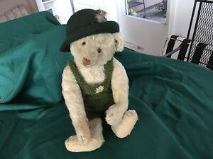 Lovely 18 in. Antique Steiff Bear w/button~ Otto Octobearfest!