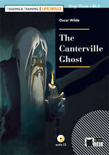 THE CANTERVILLE GHOST WITH CD LIFE SKILLS STEP THREE B1.2