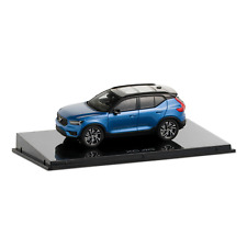 Volvo XC40 Bursting Blue 1:43