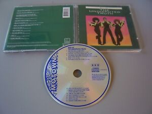 THE UNDISPUTED TRUTH   The Best of  1991 Motown Cd  Temptations