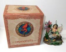 Dragonsite Native Spirit Fairy Figurine Linda Biggs Artist Signed, Ltd.Edition