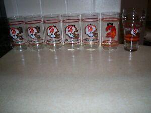 Tampa Bay Buccaneers Glasses ex