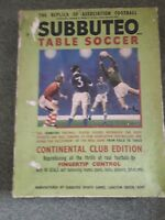 SUBBUTEO Lightweight VINTAGE. Very EARLY and RARE complete set.