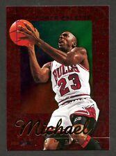 1995-96 SkyBox NBA Hoops Michael Jordan 'Power Palette' Rare Insert