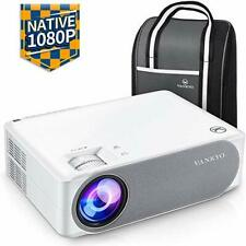 """Performance V630 Native 1080P Full HD Projector, 300"""" LED Projector w/"""