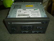 1999 SAAB 9-5 AERO ORIGINAL CD PLAYER, (UNTESTED & NO CODE), MORE PARTS LISTED