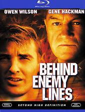 Behind Enemy Lines [Blu-ray] by Owen Wilson, Gene Hackman, Joaquim De Almeida,