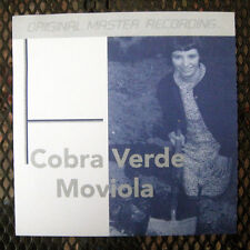 "MOVIOLA/COBRA VERDE ""EMPTY FORD/BLOOD ON THE MOON"" ORE 02 w/INSERT 1995 7"" SPLIT"