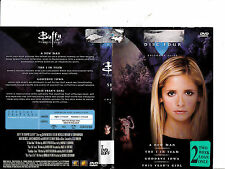Buffy The  Vampire Slayer:Season 4-4 Episodes 56-59-1997/2003-TV Series USA-DVD
