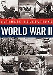 Ultimate Collections: World War II Good DVDs 10 discs 2006 History.com pre-owned