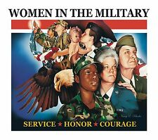 Women In The Military Posters - Signed By The Artist