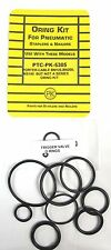Porter Cable BN125,BN200,NS100 Brad Nailer O'Ring Repair Kit