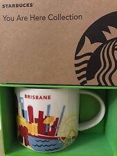 NEW Starbucks 2016 BRISBANE Australia Your Are Here YAH mug NEW!