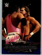 2015 WWE Road to Wrestlemania Classic Matches #5 Bret Hitman Hart