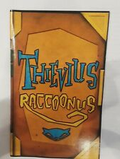 Sly Cooper PS2 Instruction Manual only
