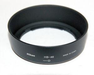 NIKON GENUINE HB 46 HOOD Fits 35 mm f1.8 AFS DX BRAND NEW