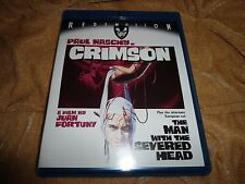 Crimson A.K.A The Man With Severed Head (1973) [1 Disc Blu-ray]