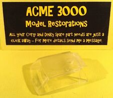 French Dinky 1407 Simca 1100  Reproduction Repro - Clear Plastic Window Unit