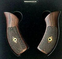 J Frame Grips fits many Smith Wesson S&W ROSEWOOD 38/357 IMOP
