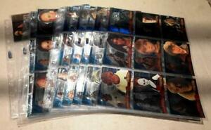 Star Wars Evolution Series 1 Complete Set Of Trading Cards (Topps 2001)